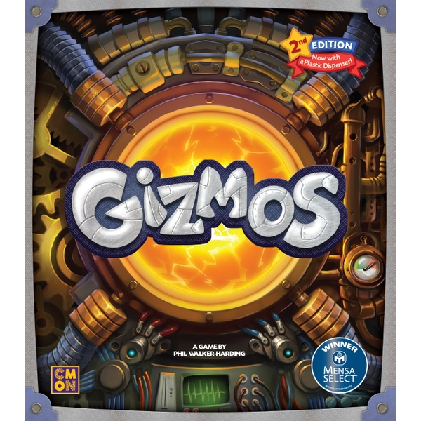 Gizmos (2nd Edition) Board Game