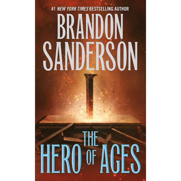 The Hero of Ages: Book Three of Mistborn Mass Market Paperback - 26 Nov. 2019