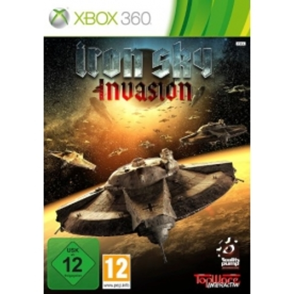 Iron Sky Invasion Xbox 360 Game