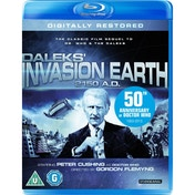 Doctor Who Daleks Invasion Earth 2150 A.D. Blu-ray