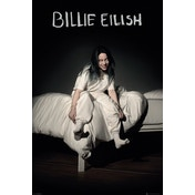 Billie Eilish Bed Maxi Poster