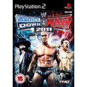 WWE Smackdown vs Raw 2011 Game PS2