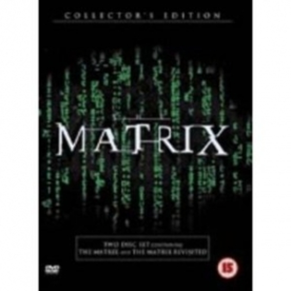 The Matrix and Matrix Revisited DVD