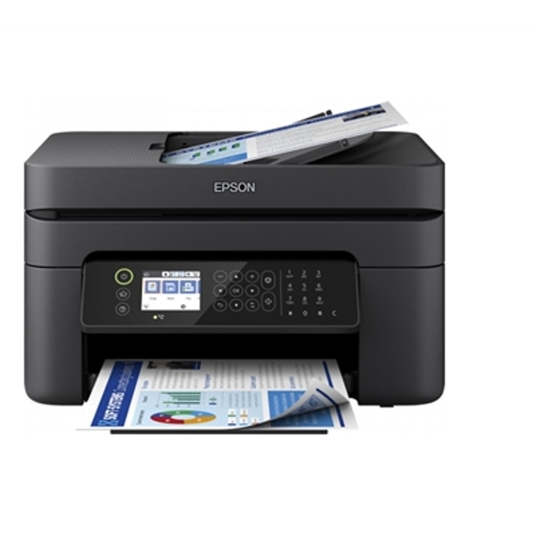 Epson WorkForce WF-2850DWF (A4) Colour Wireless Inkjet Printer UK Plug