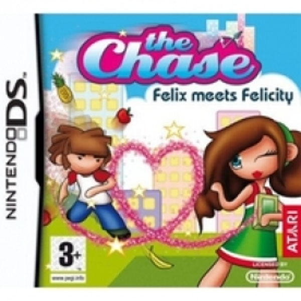 The Chase Felix Meets Felicity Game DS