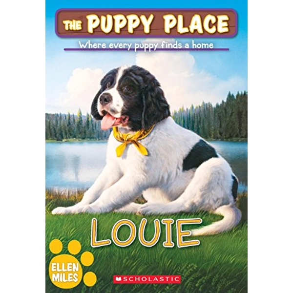 Louie (The Puppy Place #51)  Paperback 2018