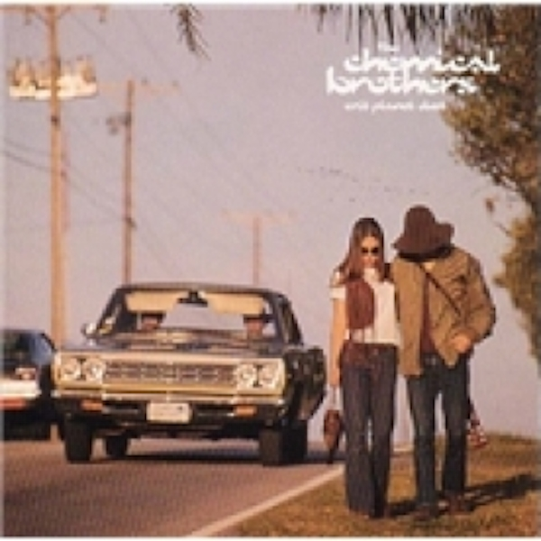 The Chemical Brothers Exit Planet Dust CD