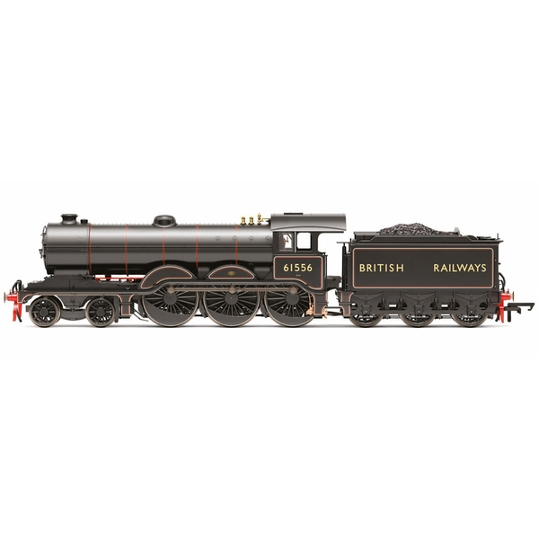 Hornby BR B12 Class 4-6-0 61556 Era 4 Model Train