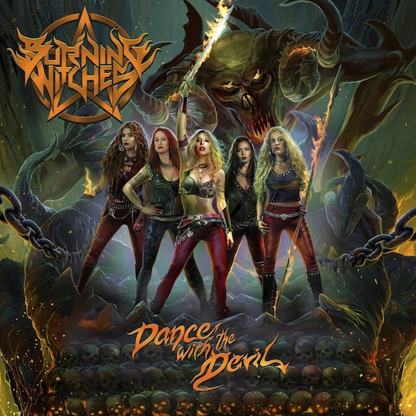 Burning Witches - Dance With The Devil Vinyl