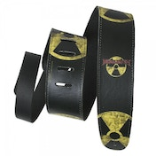 Perri Megadeth Leather Guitar Strap
