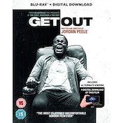 Get Out Blu-ray