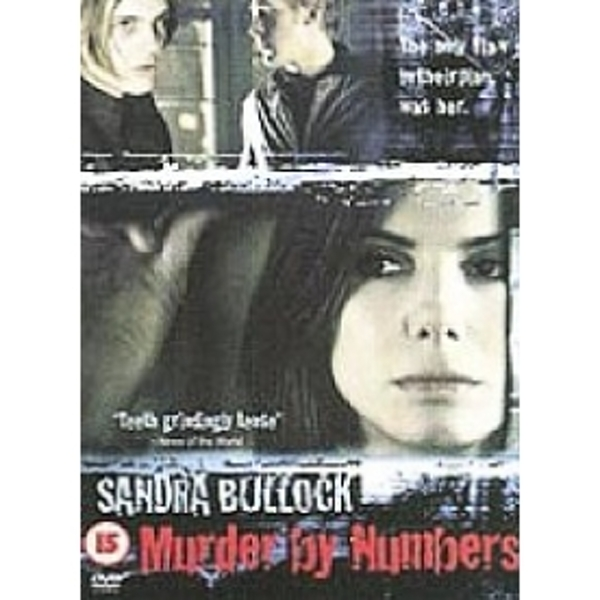 Murder By Numbers DVD