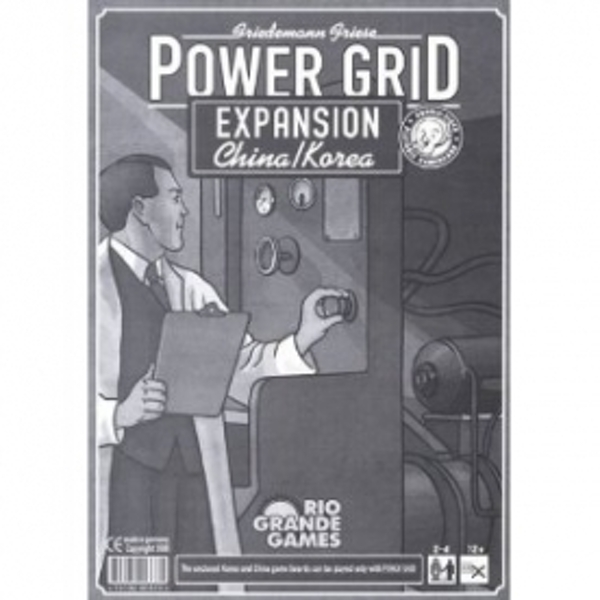 Power Grid Expansion China & Korea Expansion