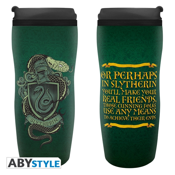 Harry Potter - Travel Mug Slytherin Travel Mug