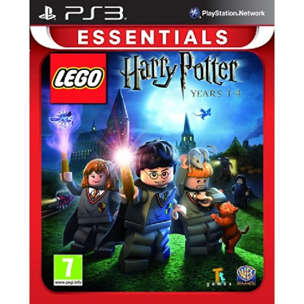 Lego Harry Potter 1-4 Years Game PS3 (Essentials) - Image 1
