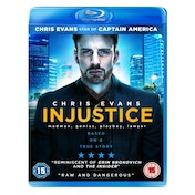 Injustice Blu-ray