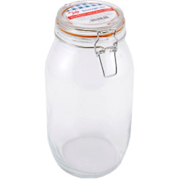 Tala Classic Airtight Lever Arm Storage Jar 2100ml/4 1/2Lb
