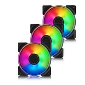 Fractal Design Prisma AL-120mm Addressable RGB Fan - Triple Pack