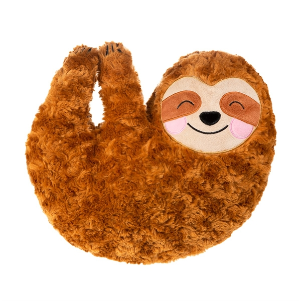 Sass & Belle Happy Sloth Cuddle Time Decorative Cushion