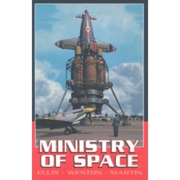 Ministry Of Space Paperback