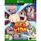 Alex Kidd in Miracle World DX Xbox One   Xbox Series X Game