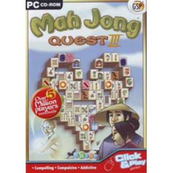 Mahjong Quest III 3 Game PC