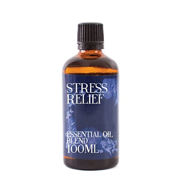Mystic Moments Stress Relief Essential Oil Blends 100ml