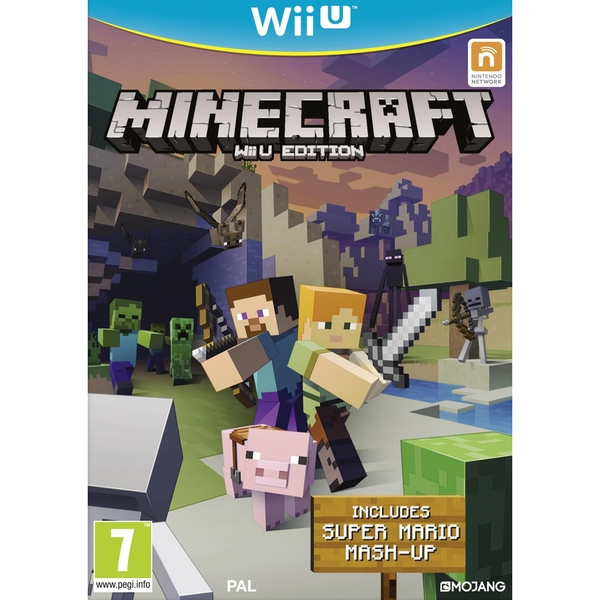 Minecraft Wii U Game - Image 1