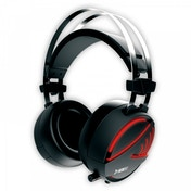 Gamdias Hebe E1 Gaming Headset with Mic, 7.1 Sound, RGB Lighting,  USB/3.5mm, Black