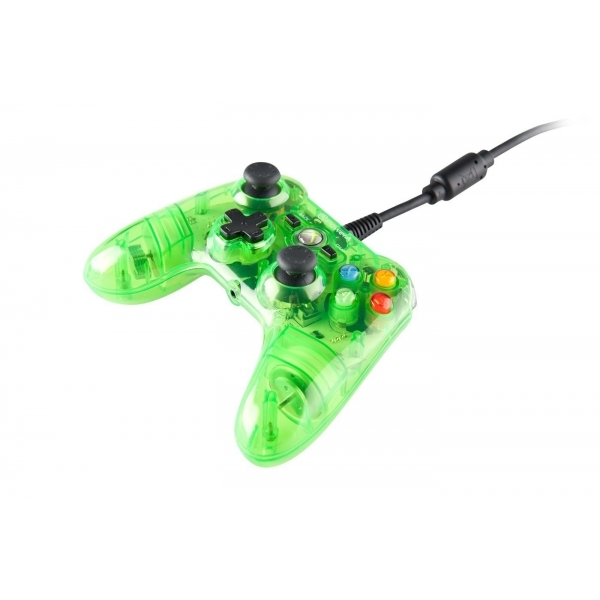 PowerA Mini Pro Ex Controller  Green Xbox 360
