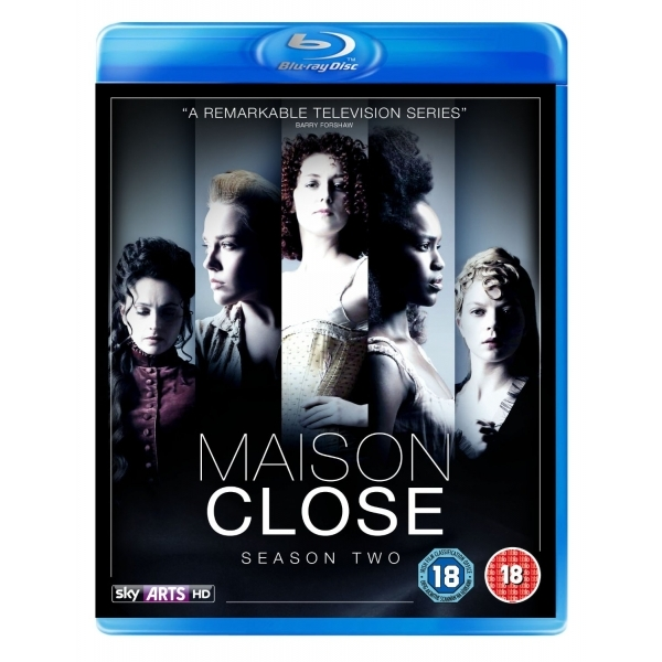 Maison Close Series 2 Complete Blu-ray