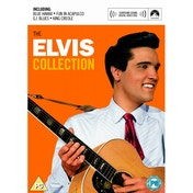The Elvis Presley Collection 4 Box Set DVD
