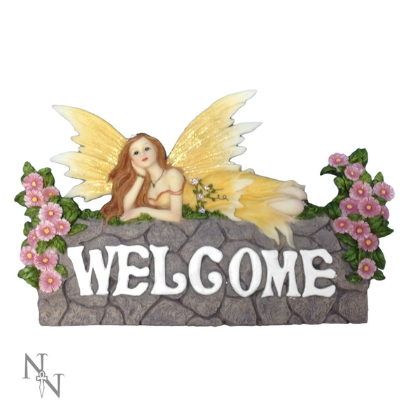 Faerie Welcome Sign