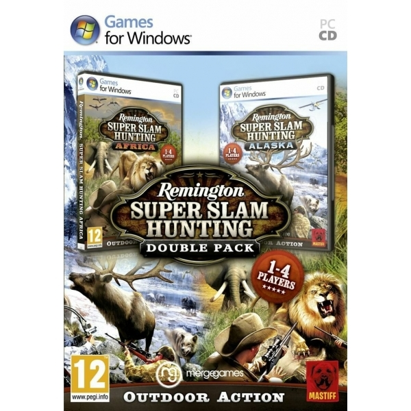 Remmington Super Slam Hunting Double Pack Game PC