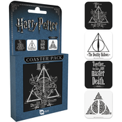 Harry Potter Deathly Hallows Coaster Pack