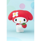 My Melody Zero Red Bandai Figure