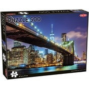 Brooklyn Bridge 500 Piece Jigsaw Puzzle