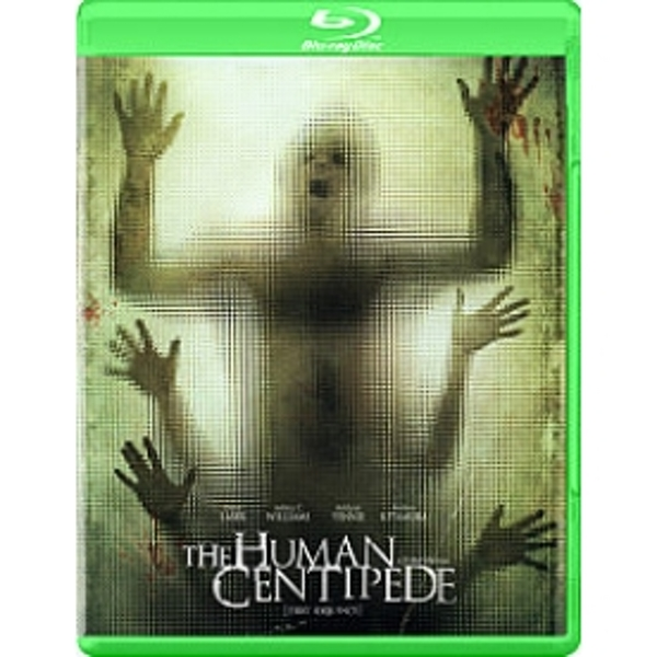Human Centipede (First Sequence) Blu-Ray