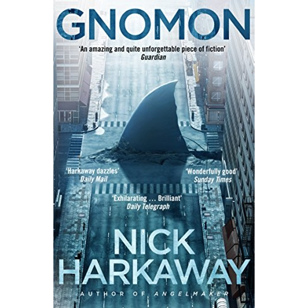 Gnomon  Paperback / softback 2018