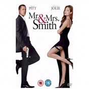 Mr & Mrs Smith DVD