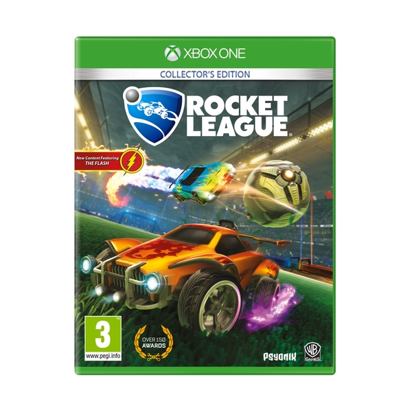 Rocket League Collector's Edition Xbox One Game [2017]