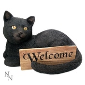 Cat's Welcome Figurine