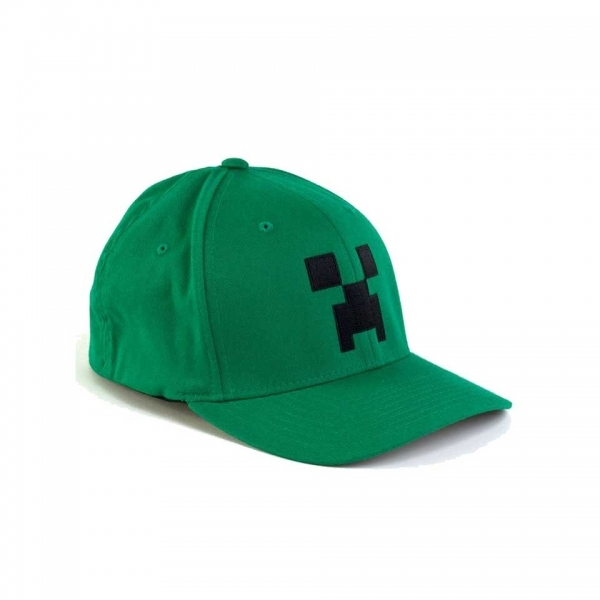 Hey! Stay with us... Minecraft Creeper Cap 332bd3bd2a