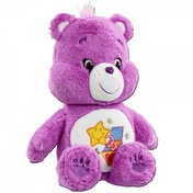 Surprise Bear (Care Bears) Soft Toy with DVD