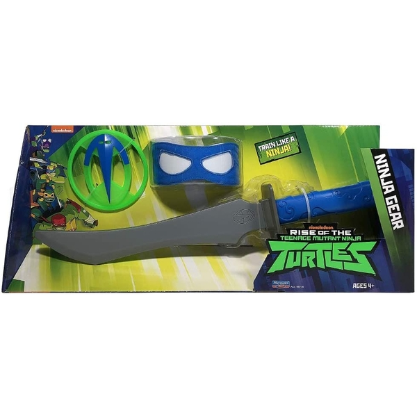 Leo's Odatchi Sword (Rise Of The Teenage Mutant Ninja Turtles) Ninja Weapon