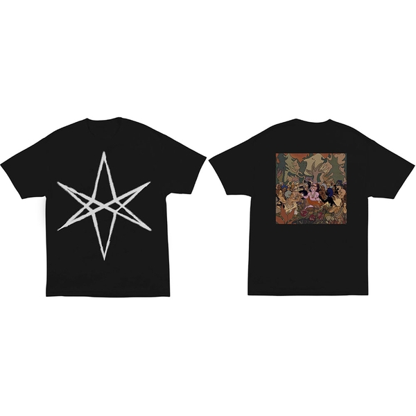 Bring Me The Horizon - Hex PHSH Cover Unisex Small T-Shirt - Black