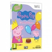 Peppa Pig 2 Fun and Games Game Wii