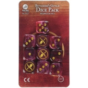 Guild Ball Butchers Dice - 10 Pack Board Game