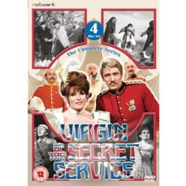 Virgin Of The Secret Service - The Complete Series DVD