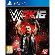 WWE 2K16 PS4 Game
